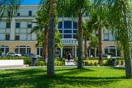 ingresso principale ospedale ISMETT