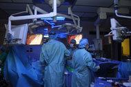 intervento operatorio ismett