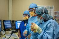 preparazione all'intervento operatorio
